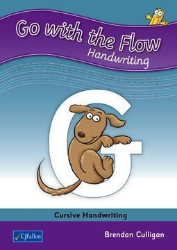 Go With the Flow G - Cursive Handwriting - Fifth class
