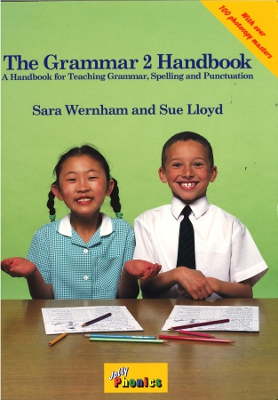 The Grammar 2 Handbook - Jolly Phonics