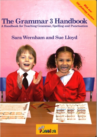 The Grammar 3 Handbook - Jolly Phonics