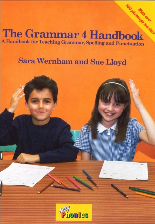 The Grammar 4 Handbook - Jolly Phonics