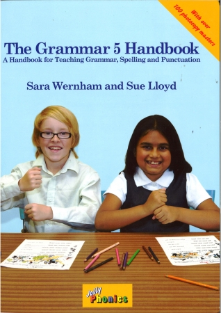 The Grammar 5 Handbook - Jolly Phonics