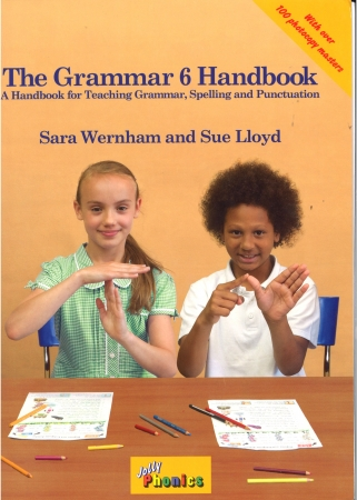 The Grammar 6 Handbook - Jolly Phonics