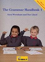 Jolly Phonics Grammar Handbook 1
