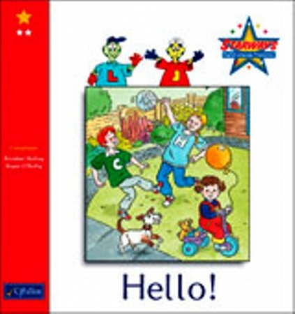 Hello! - Core Reader 2 - Starways Stage One - Junior & Senior Infants
