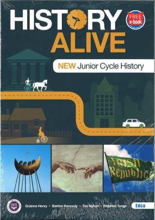 History Alive Pack - Textbook & Workbook - Includes Free EBook