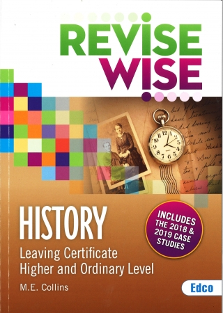 Revise Wise Leaving Certificate History Higher & Ordinary Level
