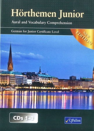 Hörthemen Cd's - Aural & Vocabulary Comprehension - German for Junior Certificate Level - 2nd Edition