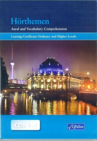 Hörthemen Cd's - Aural & Vocabulary Comprehension - German for Leaving  Certificate Level