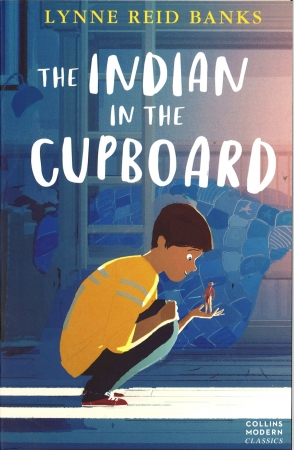 Indian In The Cupboard - Lynne Reid Banks