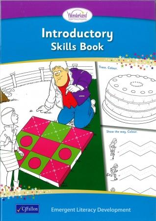 Skills Book Introductory - Wonderland Stage One - Junior Infants