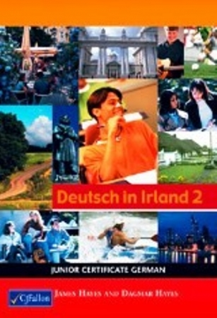 Deutsch In Irland 2 Textbook & Cds