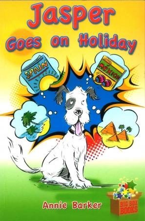 Jasper Goes On Holiday - Novel - Big Box Adventures - Second Class