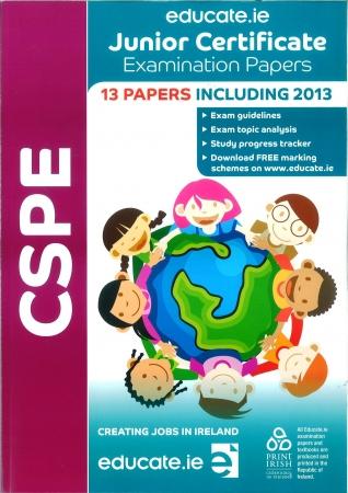 Junior Cert CSPE - Includes 2016 Exam Paper