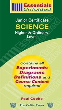 Essentials Unfolded Science - Junior Certificate - Higher & Ordinary Level
