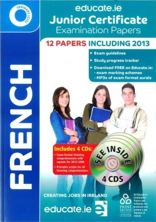 Junior Cert French Ordinary Level - Includes 2016 Exam Paper