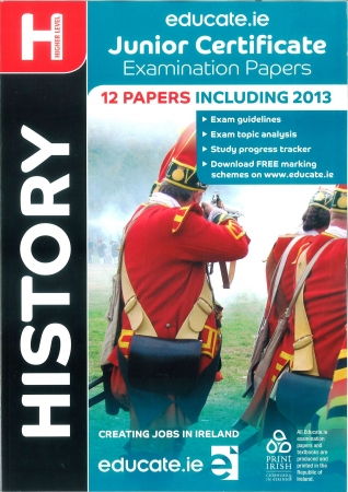 Junior Cert History Higher Level - Includes 2014 Exam Paper
