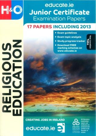 Junior Cert Religion Higher & Ordinary Level - Includes 2018 Exam Papers