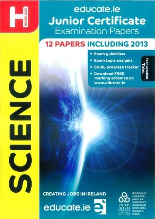 Junior Cert Science Higher Level - Includes 2016 Exam Paper