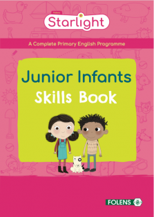 Skills Book - Starlight - Junior Infants