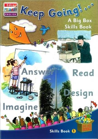 Keep Going - Skills Book 1 - Big Box Adventures - Second Class