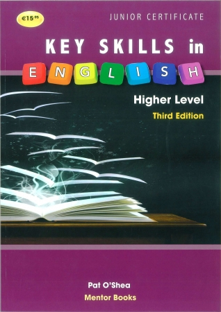 Key Skills In English Higher Level Junior Certificate - 3rd Edition