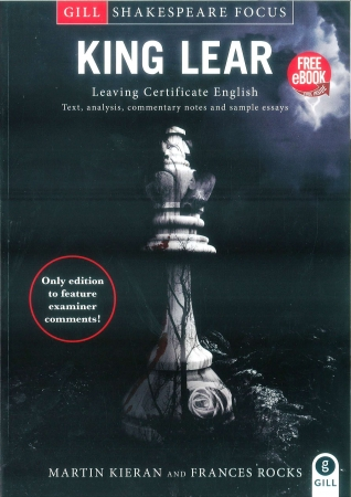 King Lear - Leaving Certificate English - Gill Shakespeare Series - Includes Free eBook