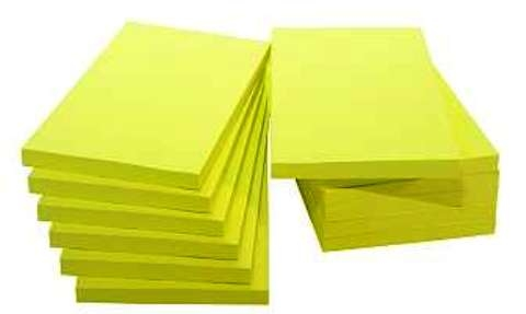 "Post-it Large 5""x3"" 12 Pack"