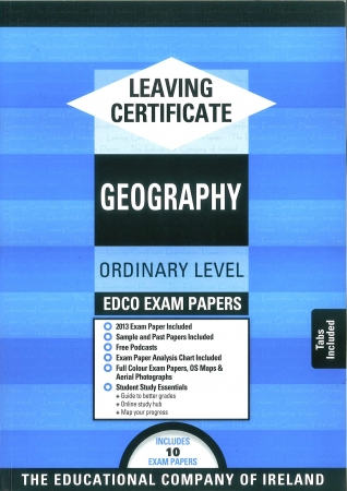Leaving Cert Geography Ordinary Level - Includes 2019 Exam Papers