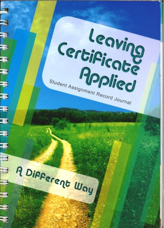 Leaving Certificate Applied - LCA - Student Assignment Record Journal