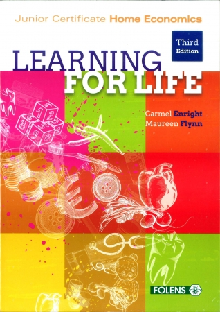 Learning For Life Pack - 3rd Edition - Textbook & Workbook - Junior Certificate Home Economics