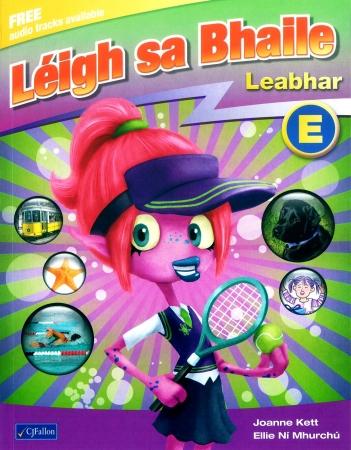 Léigh Sa Bhaile Leabhar E - 5th Class Textbook