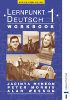 Lernpunkt Deutsch 1 Workbook