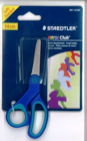 Staedtler Childrens Scissors 14cm Left Handed