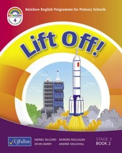 Lift Off Pack - Fourth Class - Rainbow - Stage Three