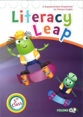 Literacy Leap 5 - Fifth Class