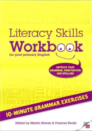 Literacy Skills Workbook For Post-Primary English