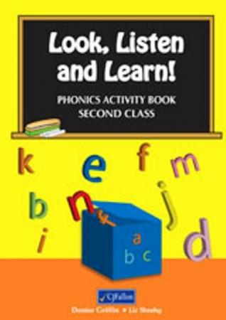 Look, Listen & Learn 2nd Class