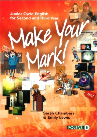 Make Your Mark Pack - textbook & Student Handbook - Junior Cycle English For Second & Third Year