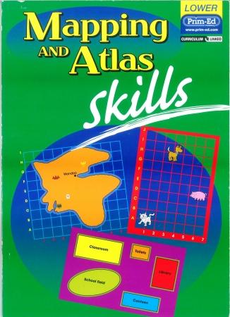 Mapping & Atlas Skills - Lower Primary