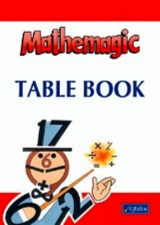 Mathemagic Table Book