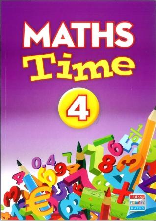 Maths Time 4 - Fourth Class