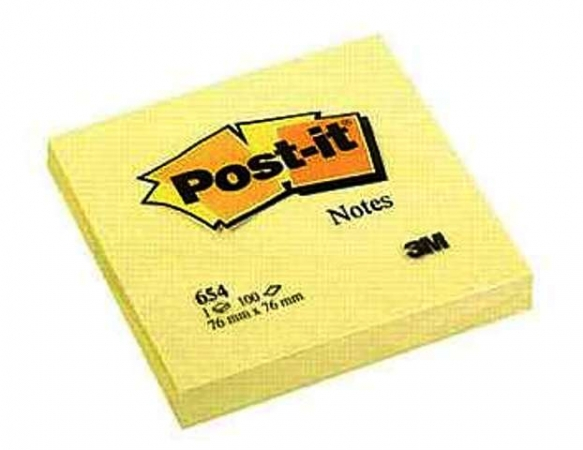 "Post-it Medium 3""x3"" Single"