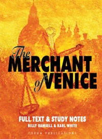 The Merchant Of Venice - Junior Certificate English - Forum Shakespeare Series