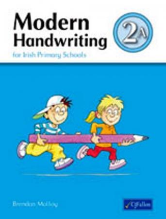 Modern Handwriting 2A