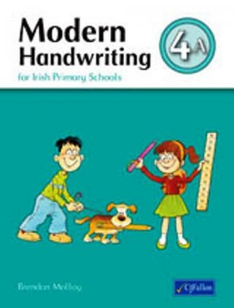 Modern Handwriting 4A