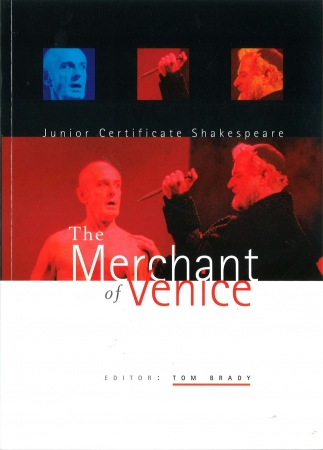 The Merchant of Venice - Junior Certificate English - Gill Shakespeare Series