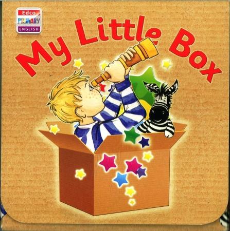 My Little Box of 10 Readers - Big Box Adventures - Junior Infants