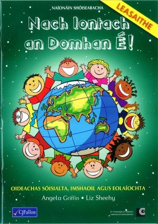 Nach Iontach an Domhan É! - Junior Infants
