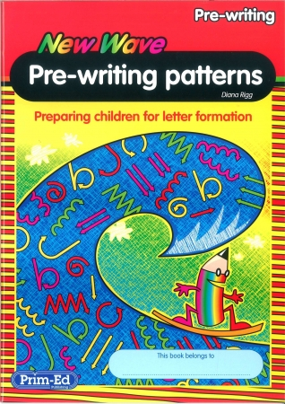 New Wave Pre-Writing Patterns - Preparing Children For Letter Formation