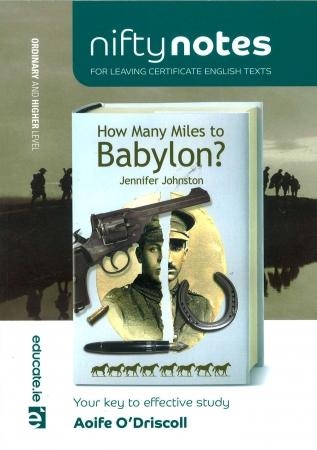 Nifty Notes: How Many Miles To Babylon?